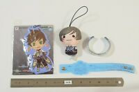 Tales of Zestiria Sorey Set of Keychain, Bangle, Wristband, Mascot strap /tz21