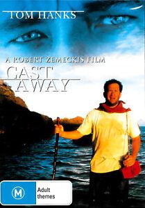 Cast Away - Rare DVD Aus Stock New Region 4