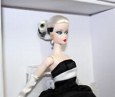Silkstone Black & White Forever Barbie Doll #FXF25 NRFB Mattel BFMC 2019