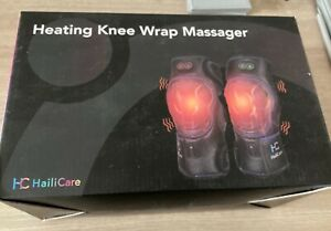 1 pair of knee massagers for joint pain relief (combines heat and vibration)