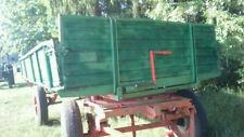 Traktor, Trecker, Anhänger, 2 Seiten- Kipper funktionstüchtig