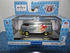 M2 Machines Walmart Exclusive 1960 VW VOLKSWAGEN DELIVERY VAN RAW Chase 1 of 250