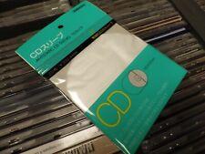 More details for nagaoka ts-561/3 u shaped anti static cd, dvd, bluray inner sleeves x20 deco