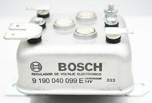 Voltage Regulator Bosch,12~14 Volt, Static State, Porsche 356C & 912 ,New