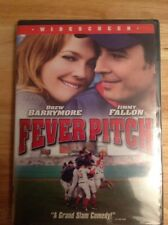 Fever Pitch (DVD, 2009, Wedding Faceplate)NEW Authentic US RELEASE