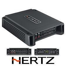 HERTZ HCP4D HCP 4D 1160 WATT 4 CHANNEL BRIDGEABLE STEREO BASS POWER AMPLIFIER