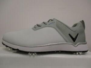 Callaway Apex Lite s Men's Golf Shoes UK 10 US 11 EUR 44.5 REF 4534