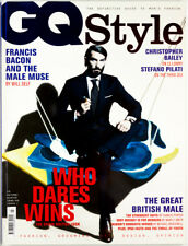 Patrick Petitjean Will Self Chalker White Lies Christopher Bailey  GQ Style MINT