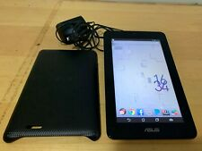 """ASUS MeMO Pad ME172v 7"""" inch Android Tablet Very Good Condition W/ SDcard"""