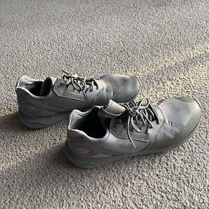 Adidas Tubular Runner Q16466 Gray Mens Size 12 Used in Box