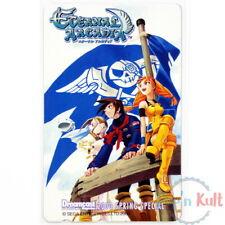 Telecard Eternal Arcadia / Skies of Dreamcast 2000 Spring Special [JAP] Sega NEW