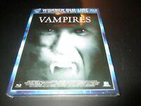 """RARE! BLU-RAY NEUF """"VAMPIRES"""" James WOODS / de John CARPENTER - horreur"""