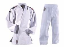Judoanzug DanRho® Classic weiß 140-200, Ju Jutsu, Aikido, Karate, 550g/m² Kwon®