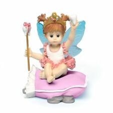NEW My Little Kitchen Fairies TOOTH FAIRIE Figurine Coins Tooth Tutu Fairy Wings