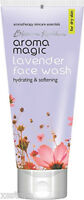 Aromamagic Lavender Natural Face Wash 100 ml Hydrating & Softening for Dry Skin