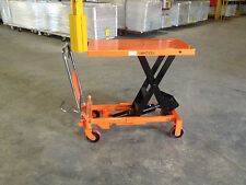 Brand new Lift Table 1650lbs lifting capacity