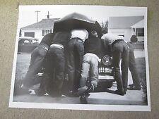 """""""BOYS WITH THEIR FIRST CAR"""" PRINT BY A.Y. OWEN"""