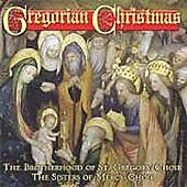 GREGORIAN CHRISTMAS NEW CD