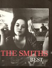 The Smiths SONGBOOK Best Of Vol 1 Morrissey Johhny Marr 1990's 90s Austin, TX