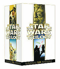 Star Wars Trilogy (VHS, 2002)