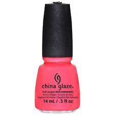 China Glaze Nail Polish, Shell-O 0.50 oz