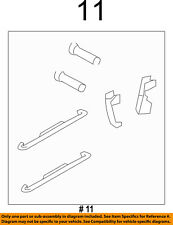 FORD OEM Brake-Rear-Mount Kit 6L1Z2A225A