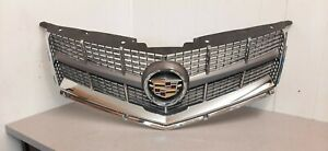 2010-2012 Cadillac SRX Upper Front Grille Grill W/ Emblem OEM
