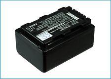 3.7 V Batteria per Panasonic SDR-S50N, SDR-H85A, SDR-T55, HDC-TM60, HDC-SD60 NUOVO