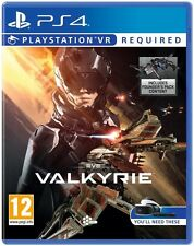 Eve Valkyrie VR | PlayStation VR PSVR 4 PS4 (New)