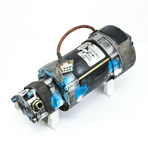 Steering Booster Motor + Hydraulic Pump Forklift Jungheinrich 52020268 5094100