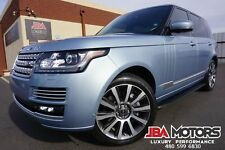 2014 Land Rover Range Rover Range Rover Supercharged Autobiography Black Edition