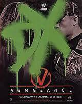 WWE - Vengeance (DVD, 2006) NEW SEALED
