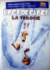L'Âge de Glace - Coffret de la Trilogie - Edition Spéciale - 4 DVD