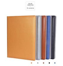 W004 A4 Schreibmappe mit Taschenrechner  Dokumentenmappe Aktenmappe