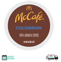 McCafe Colombian Keurig Coffee K-cups YOU PICK THE SIZE