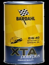 synthetic special oil 5w-40 xta polarplus Bardahl - TRAMUTO