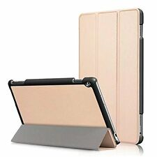 """TabletHutBox PU Leather Case Cover For Huawei MediaPad M3 Lite 10"""" Tablet Device"""