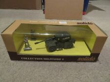 Solido Collection Militaire Flandre Fanhard AML 90 MIB #6025  See My Store