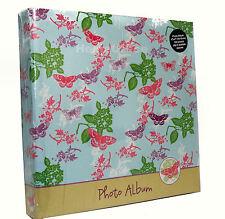 Hardbacked Photo Album 100 x 6x4 Slip-in Acetate Sleeves New Photograph