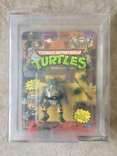 1989 TMNT Metalhead AFA 80 Pop Up Display Teenage Mutant Ninja Turtles MOC