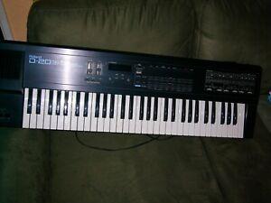 Roland D20 Syntheziser / Keyboard / Sequencer