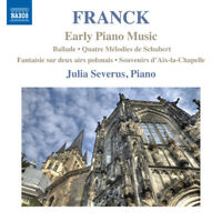 Cesar Franck : Franck: Early Piano Music CD (2014) ***NEW*** Fast and FREE P & P