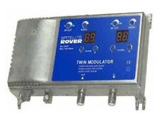Modulator UHF - VHF (21-69) 2 simultaneous channels