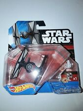 Star Wars Hot Wheels Moulé - Force Awakens Special Forces Tie Fighter