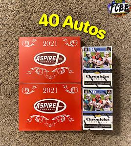 SAN FRANCISCO 49ERS - 2021 Sage Aspire Hobby 2020 Chronicles Blaster Box Break