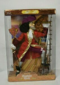 1999 Disney Peter Pan Captain Hook  first series Limited Edition