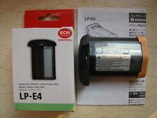 NEW BATTERY 2300MAH LP-E4 FOR CANON EOS-1Ds Mark III  1D mark 4