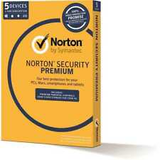 Symantec Norton Internet Security Premium 3.0 (5 User, 1 Year)