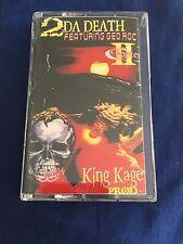 DJ Geo Roc 2 Da Death Chapter 2 CLASSIC Queens NYC Mixtape Cassette Tape 90s Rap