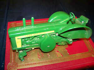 Parts, John Deere 820 wheatland body, 1/16, Ertl, USED, paint chips, custom JD